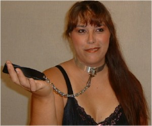 bdsm leash training