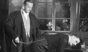Traditional English School Caning