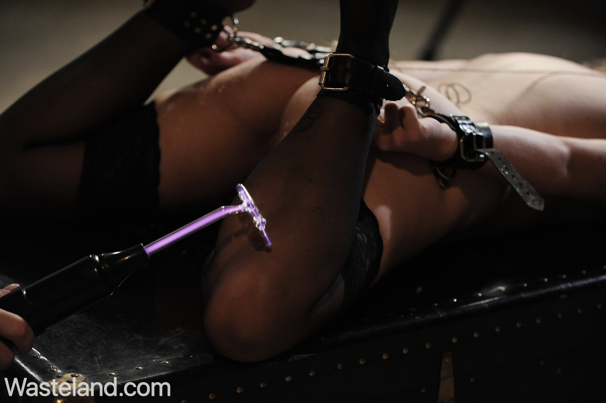 bondage and submission movie