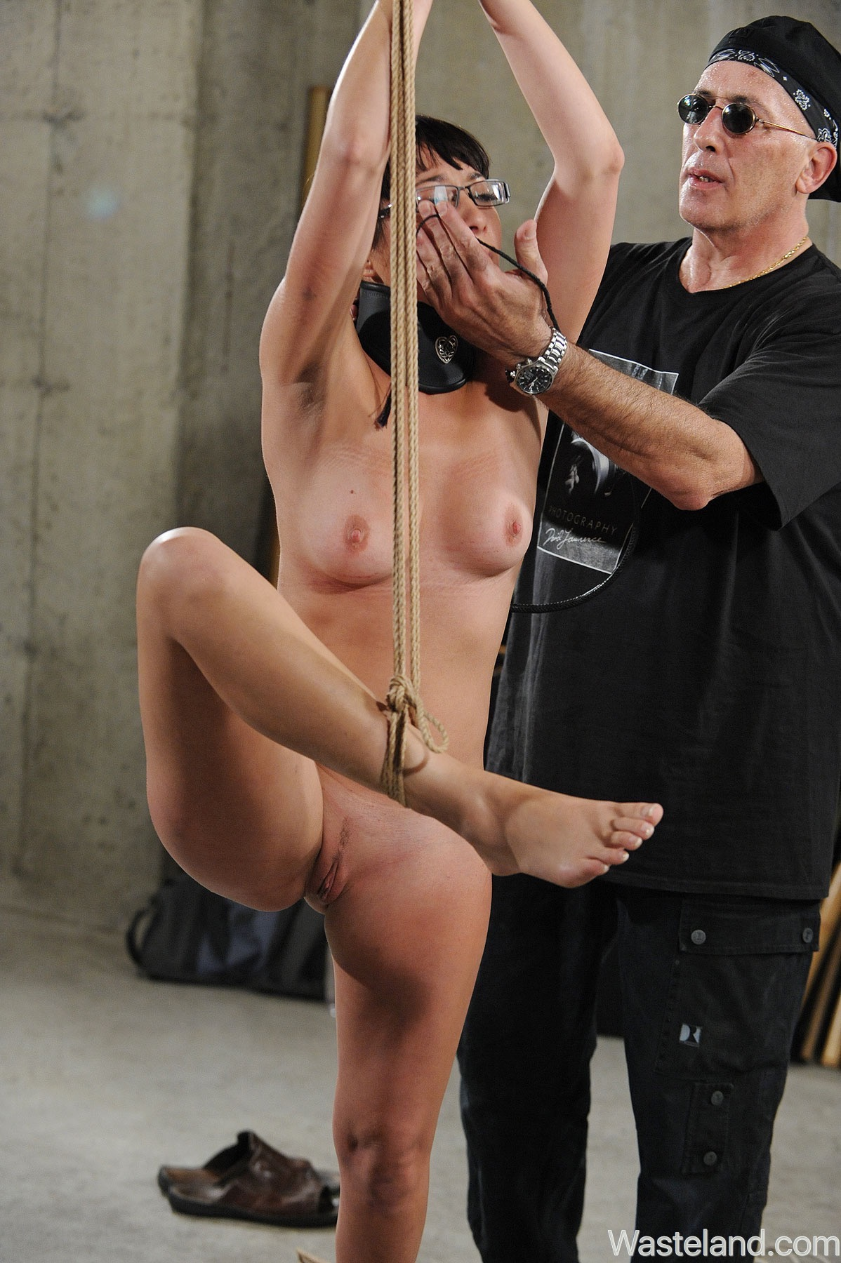 Flogging Nyssa Nevers