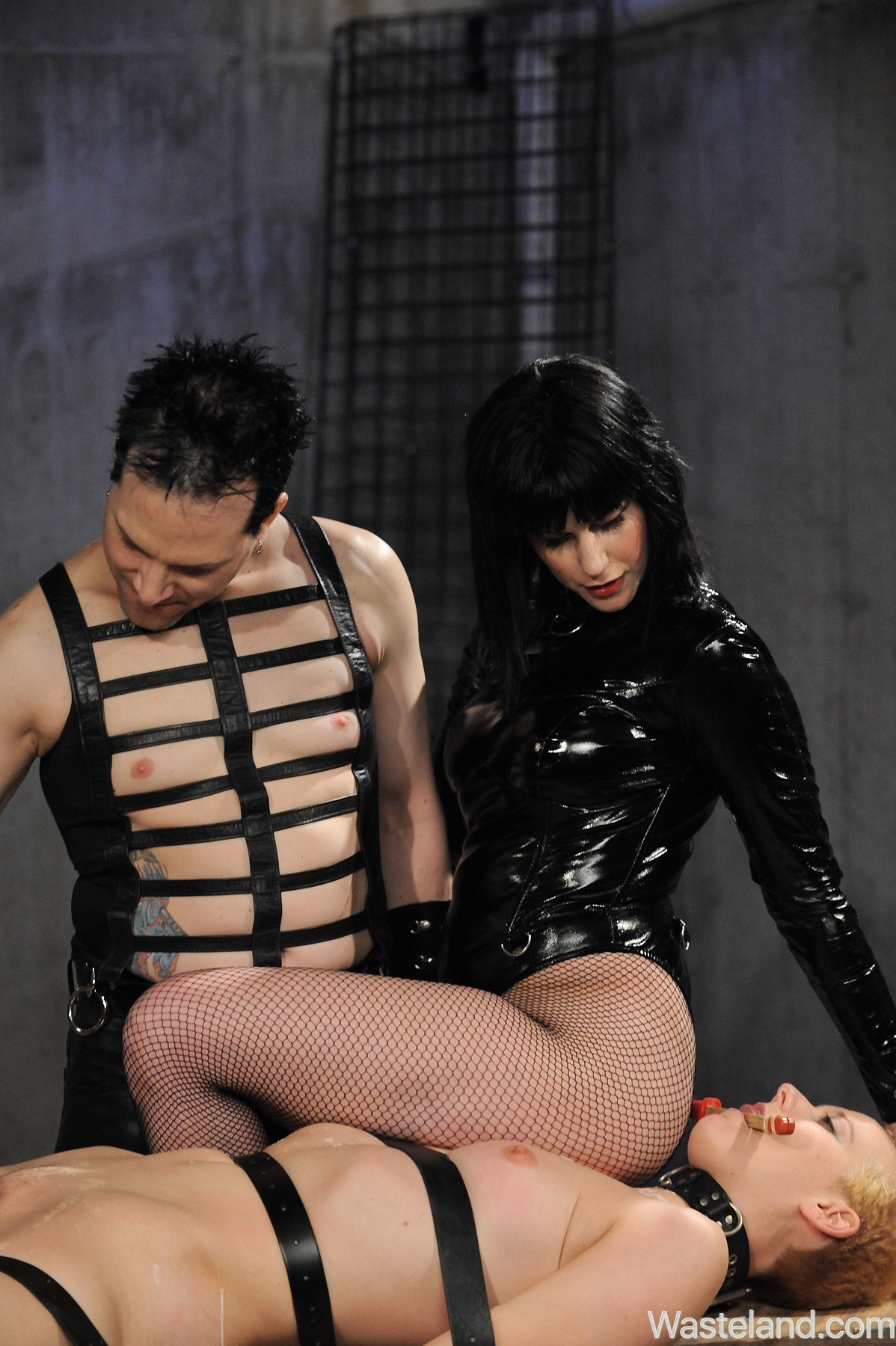 Double Dom Sex and Submission bdsm movie