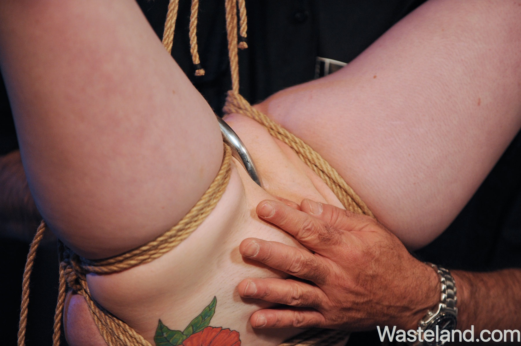 Shibari rope Bondage Movie