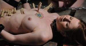 Lesbian BDSM Movie -The Reckoning