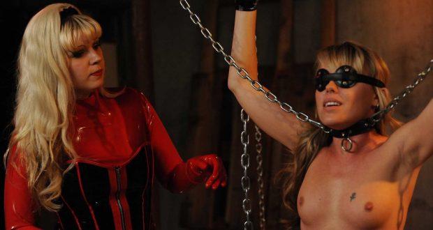 Trisha Uptown BDSM Movie – The Game