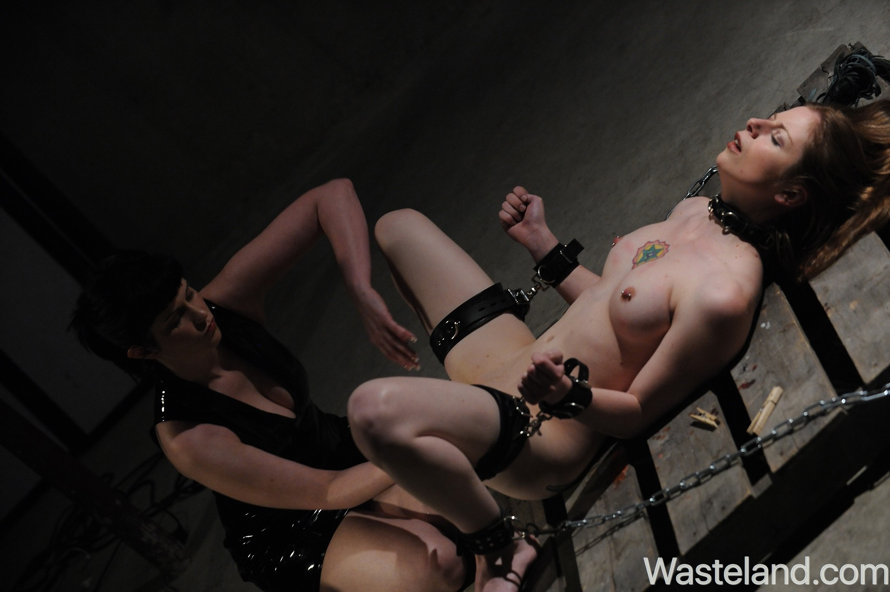 Lesbian BDSM Movie -The Reckoning