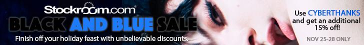 StockRoom BDSM Gear On Sale