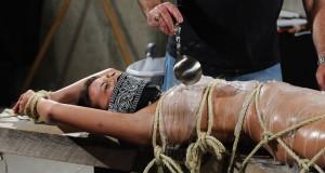 BDSM Movie – Wax On, Wax Off