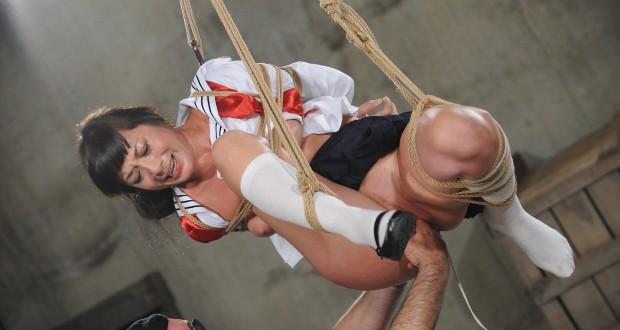 Nyssa Nevers BDSM Movie – Swinging High