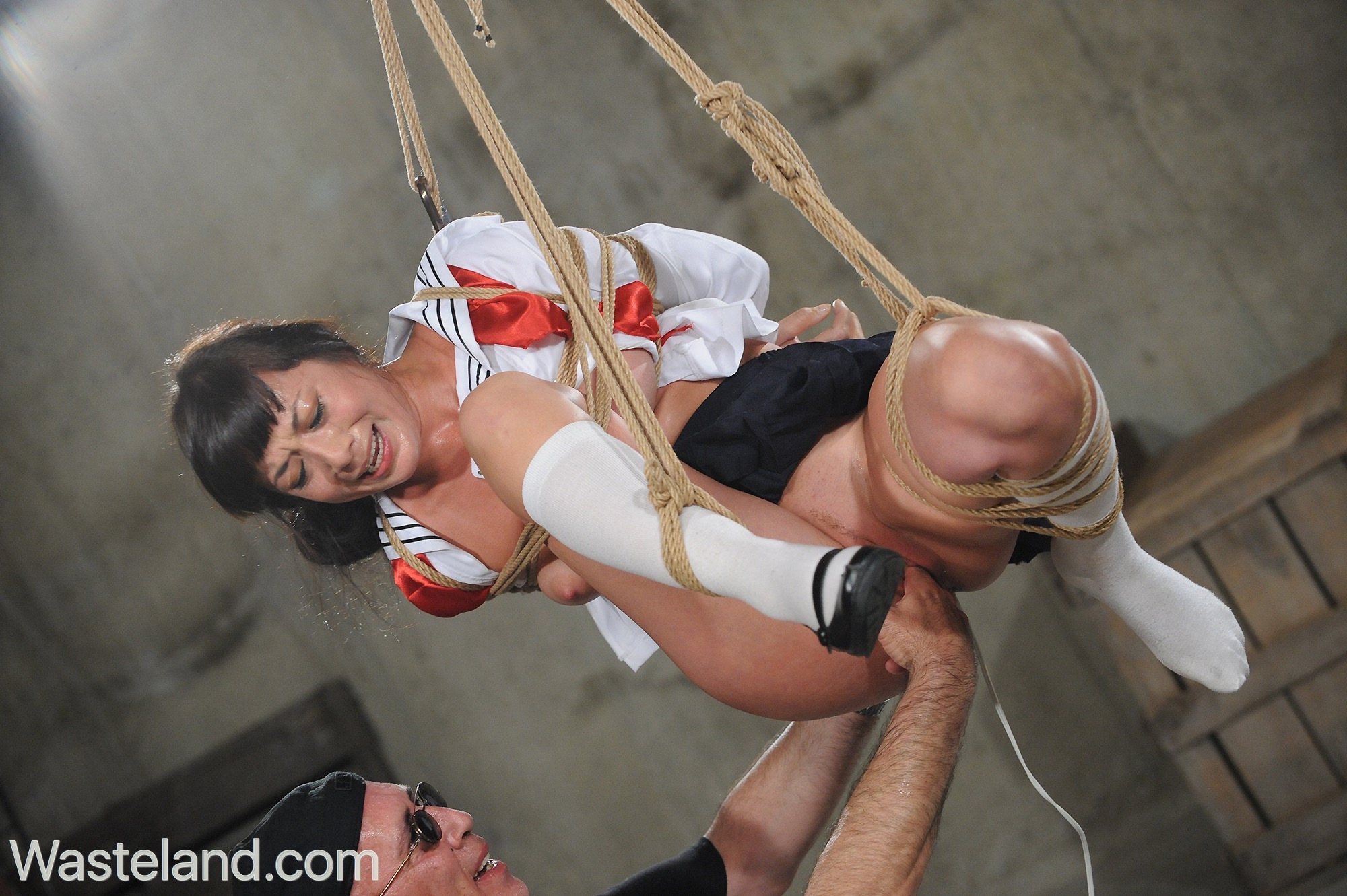 Nyssa nevers bondage