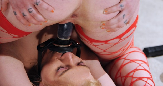 FemDom Film – Hair Pulling, Face Fuck Pleasure