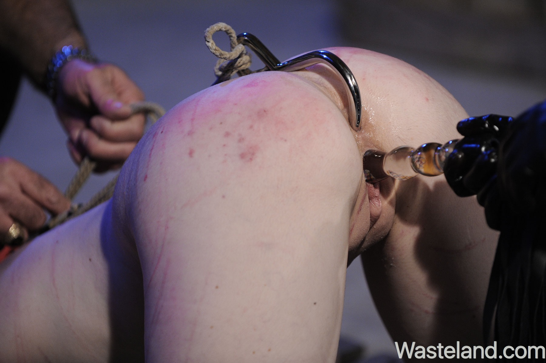 Bdsm bondage upload video