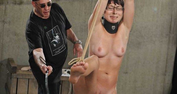 The Flogging Of Nyssa Nevers