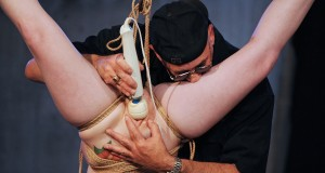 Shibari Rope Bondage Movie – View from the Bottom