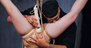 Shibari Rope Bondage Movie – View from the Bottom