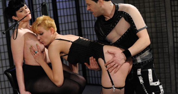 Predicament Bondage Games – Master's Girls