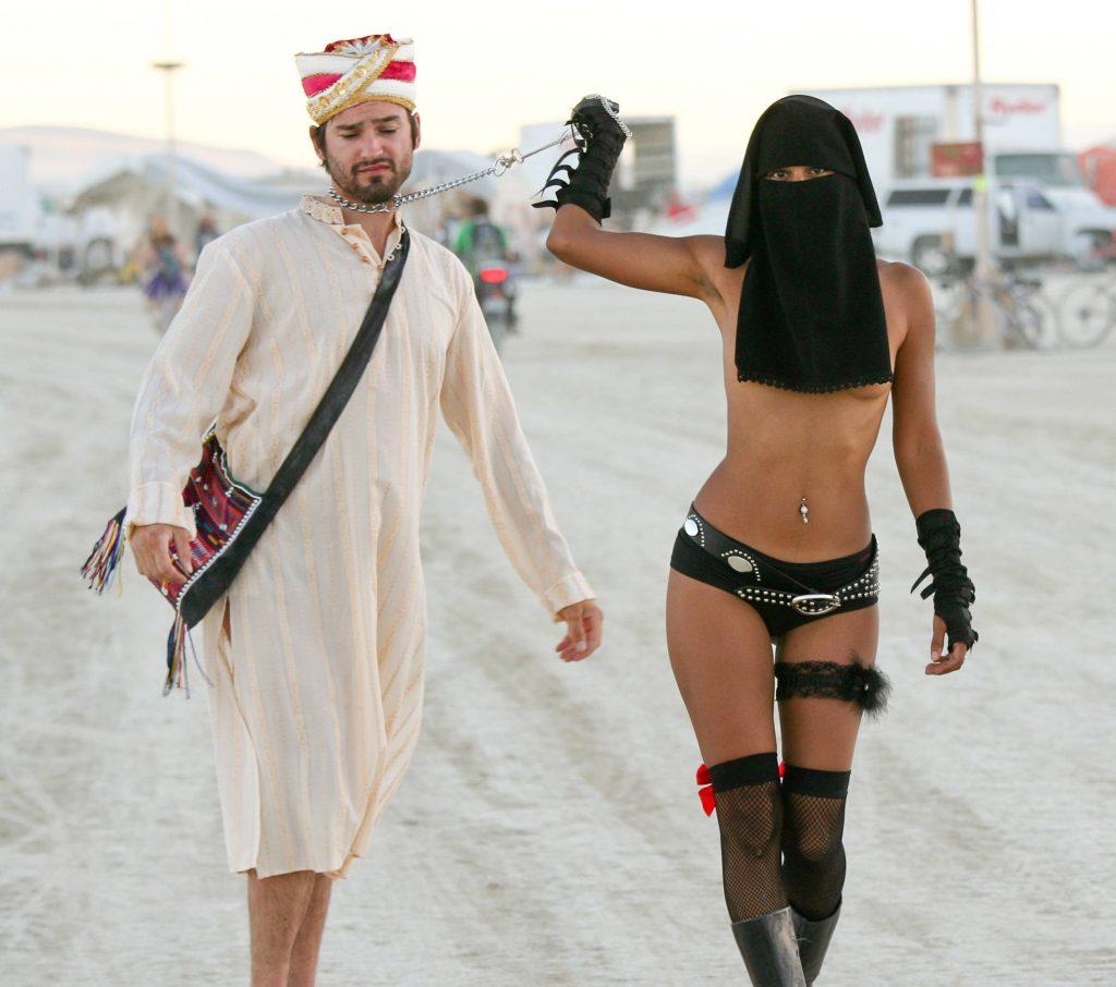 Muslim bdsm sex domination