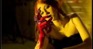 Horror Porn Movie – Succubus Starring Raven Riley