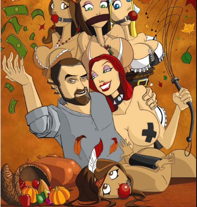 bdsm thanksgiving