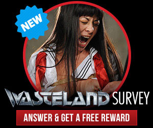 wasteland bdsm porn survey