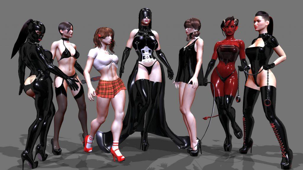 femdomination game