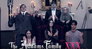 Happy Kinky Halloween From Wasteland.com and The Addams Family XXX