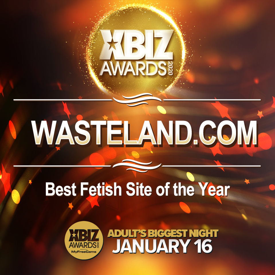 Wasteland BDSM Xbiz Awards