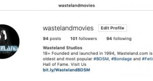 Wasteland Studios now LIVE on Instagram