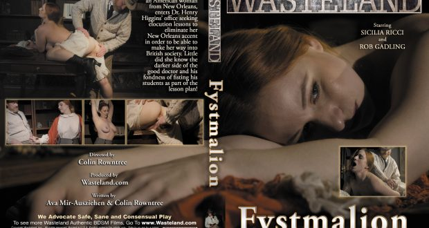 New Movie Release: Fystmalion – A Pygmalion Parody With a Kinky Twist