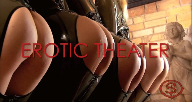 'Evil Angel Erotic Theater': Lavish – Decadent Play's The Thing