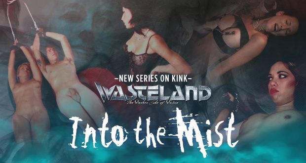 "BDSM Binge Watch Time! ""Into The Mist"" Now Available on Kink.com"