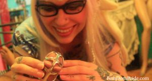 New Movie Release: Happy Male Chastity Lockober!