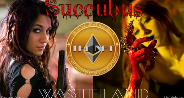 """Wasteland Releases First Adult Film Mashup NFT – """"Succubus"""""""
