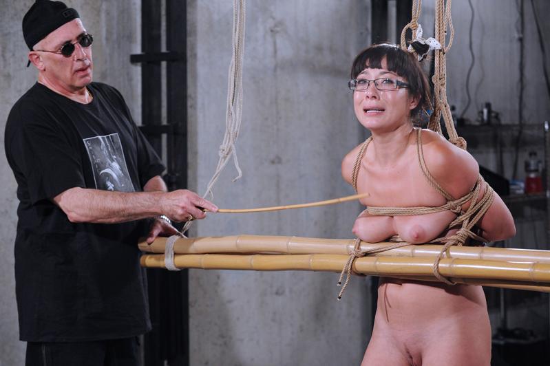 bondage bamboo prison
